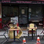 Cierran bares y restaurants: la segunda ola de coronavirus pone en jaque a la gastronomía europea