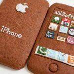 Un iPhone comestible, la curiosa creación de una panadería