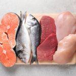 5 alimentos que son proteína pura