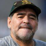 Maradona: las pastas que presentó en Italia horas antes de ser operado