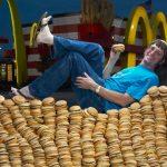 Fast food récord: entró en el libro Guinness por haber comido más de 30 mil Big Macs en su vida