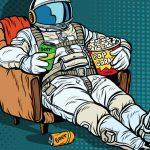 Cervezas y espacio, una relación de alto vuelo