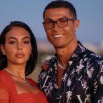 La pareja de Cristiano Ronaldo donó 20 mil kilos de comida para personas en situación de calle