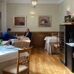 A pesar de la pandemia, un restaurant tiene las reservas completas hasta febrero