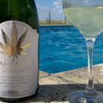 Espumante elaborado con marihuana: investigan su venta y a sus productores