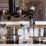 Robot cocinero: la máquina que prepara 5.000 recetas y además lava los platos