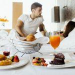 Sexo y comida, dos placeres que hay que saber maridarlos