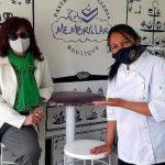Cristina Fernández de Kirchner visitó de sorpresa una pastelería y se llevó un combo de tortas individuales