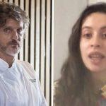 La respuesta de Pablo Massey a una periodista ante la denuncia de acoso de su exempleada