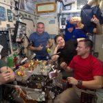 Astronautas gourmet: el menú de alta gama que un chef francés cocinará para los miembros de la Estación Espacial Internacional