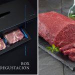 Carne en cajas, la exclusiva tendencia gourmet utilizada para vender corte premium