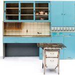Mueble de cocina, un diseño que tiene más de un siglo y casi no tuvo cambios