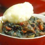 Fufu, el plato clásico que aman los niños africanos y que ahora se volvió viral gracias a TikTok