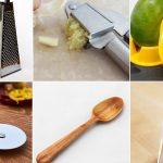 8 instrumentos de cocina que no valen por el lugar que ocupan