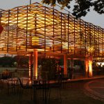 Mona Gallosi abre un bar en el Campo Argentino de Polo