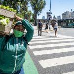 Verdurazo feminista, la original protesta de trabajadoras del campo en el Día de la Mujer