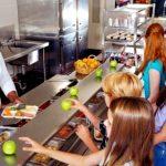 Escuelas, el lugar donde mejor se come en los Estados Unidos