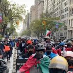 Delivery en conflicto: los repartidores de comida marchan para pedir más seguridad