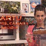 ¡Postres, cámara, acción! Martina Sánchez Acosta, responsable de las recetas más dulces en la nueva temporada de Cucinare