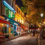 Los restaurants parisinos se rebelan contra el cierre impuesto por el gobierno francés