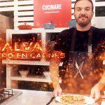 ¡Ingeniero en carnes! Te presentamos a Salvador Mazzocchi, uno de los nuevos cocineros de Cucinare