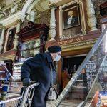Lo que no pudo la Revolución Rusa, lo logró la pandemia: cierra la tienda de comestibles más lujosa de Moscú