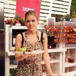 ¡Licenciada saludable! Las recetas más sanas llegan a Cucinare de la mano de Valentina Martínez