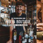 La coctelería tiene su lugar soñado: Inés de los Santos abre su propia boutique
