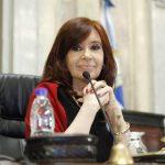 Cristina Kirchner dejó el micrófono abierto en plena sesión y todos pudieron escuchar una pregunta que revela su gran pasión gastronómica