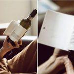 Botella libro, la innovación que lanzó una bodega para promocionar uno de sus vinos