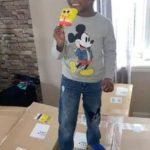 Tiene 4 años, robó la tarjeta de su mamá y compró 51 cajas de helado