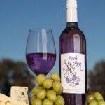 Vino violeta: la novedad que llega al mercado impulsada por objetivos ecológicos