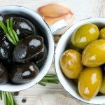 Aceitunas verdes o negras, todo lo que hay que saber para elegir las adecuadas para tu organismo