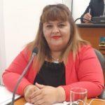 Una legisladora argentina usó sus viáticos para comprar una cocina y donarla a una vecina que elabora postres y dulces