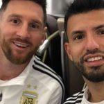 La divertida frase del Kun Agüero sobre los asados que podrá compartir con Messi en Barcelona