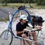 Bicicleta cocina, el invento soñado para los amantes de la vida sana y la gastronomía al aire libre