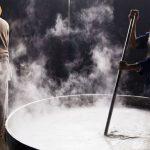 Cocinero cae dentro de una olla y muere luego de 5 días de internación