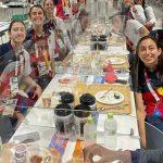 Menú olímpico en pandemia: todos los secretos de la alimentación de los atletas durante Tokio 2020
