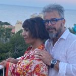 Los choripanes de Donato: fuego a leña, facón a la cintura y menú criollo en plenas vacaciones en Italia
