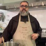 Fray Ángel, el monje que se transformó en influencer gracias a un abundante recetario de cocina franciscana