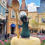 Ratatouille, el anfitrión perfecto para el nuevo festival de comida de los parques Disney