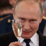 Champagne: Putin le roba el nombre a Francia y permite que los espumantes rusos lleven esa denominación