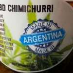 Chimichurri con cannabis, el aderezo creado por un argentino que causa furor en Las Vegas