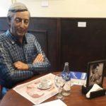 Inauguran un restaurant homenaje a Néstor Kirchner con una escultura tamaño natural del expresidente