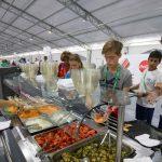Juegos Olímpicos: de toros enteros y potajes a platos kosher, breve historia de las comidas de alta competencia