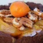 Una torta elaborada con palmera, la última receta innovadora de la revelación de la pastelería argentina