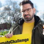 Damián Betular recibe otra crítica por su campaña contra el uso de pesticidas en los tomates: un laboratorio decidió responderle en redes