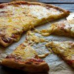 Pidió una pizza de cuatro quesos y compartió su queja cuando recibió algo diferente a lo que esperaba