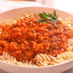 Salsa bolognesa sin carne: tips para prepararla en modo vegano