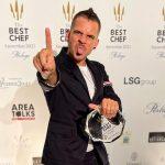 El cocinero madrileño Dabiz Muñoz, ganador del premio The Best Chef Awards 2021